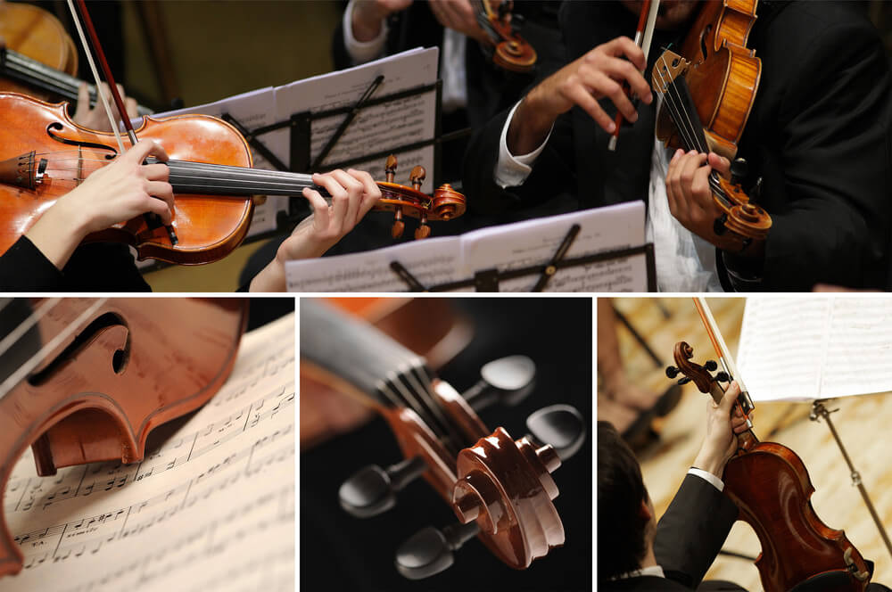 Muscle overuse injuries for violinists - image